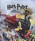 Harry Potter und der Stein der Weisen (vierfarbig illustrierte Schmuckausgabe) - J.K. Rowling