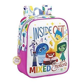 Safta Inside out Mochila Escolar, 27 cm