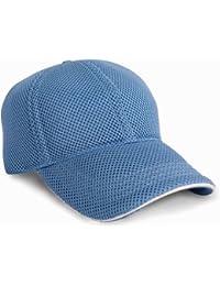 Result headwear-sport filet de mouss'à sandwich peak casquette