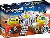 Playmobil- Stazione Spaziale su Marte Giocatolo, Multicolore, 9487