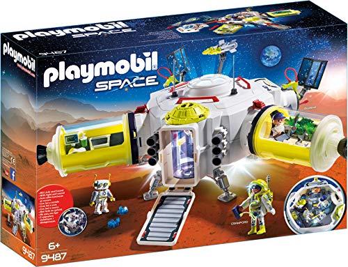 Playmobil- Estación de Marte Juguete, (geobra Brandstätter 9487)