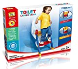 LOZ Toilet Ladder Chair Toilet Trainer Potty Toilet Seat Step Up Toddler Toilet Training Step Stool for Girls and Boys LOZ5356 (Toilet Ladder Seat 5356) - LOZ - amazon.co.uk