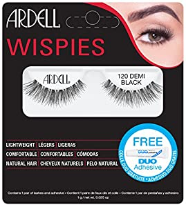 Ardell Double Up Demi Wispies Eyelashes, Pack of 6