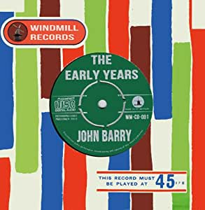 John Barry - The Early Years