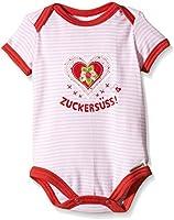 Adelheid Baby - Mädchen Body Zuckersüss Bio Strampler K. A. Albglück