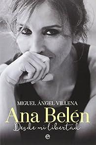 Ana Belén par Miguel Ángel Villena García