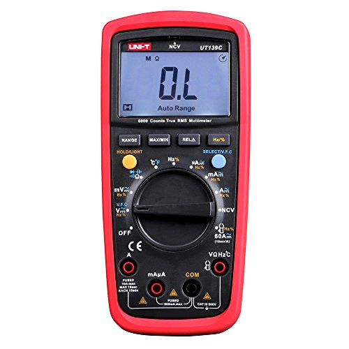 True RMS Digital-Multimeter UNI-T UT139C