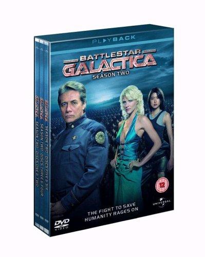- Season 2 [6 DVDs] [UK Import] (Starbuck Von Battlestar)