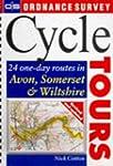 Cycle Tours:Bristol,Somerset,Wilts: 2...
