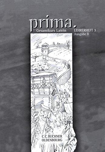 Prima B / prima B LH 3: Zu den Lektionen 43-58