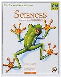 Sciences expérimentales et technologie CM