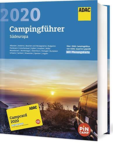 ADAC Campingführer Südeuropa 2020