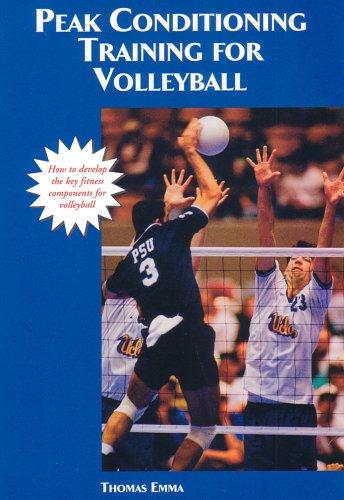 Peak Conditioning/Volleyball por Thomas Emma