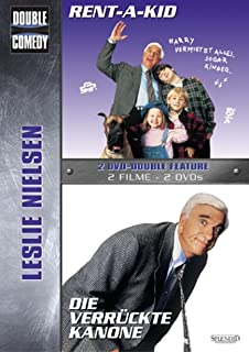 Double Comedy Leslie Nielsen (Rent-A-Kid + Die Verrückte Kanone) [2 DVDs]