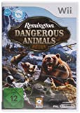 Nintendo Wii Remington Dangerous Animals Hunt Jagt-Spiel Wildtier-Jagt Hunting
