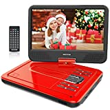 Best Portable Blu-ray Players - WONNIE 10.5 Inch Portable DVD Player for Kids Review