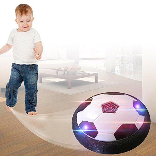 CYMY Spielzeug für 3-11 jährige Jungen, Fußball Fußball mit Toren 2 3 4 5 6 7 8 9-jähriger Junge Boy Toys Alter 3-12 Geburtstagsgeschenk schweben