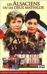 Alsaciens ou les deux Mathilde [VHS]