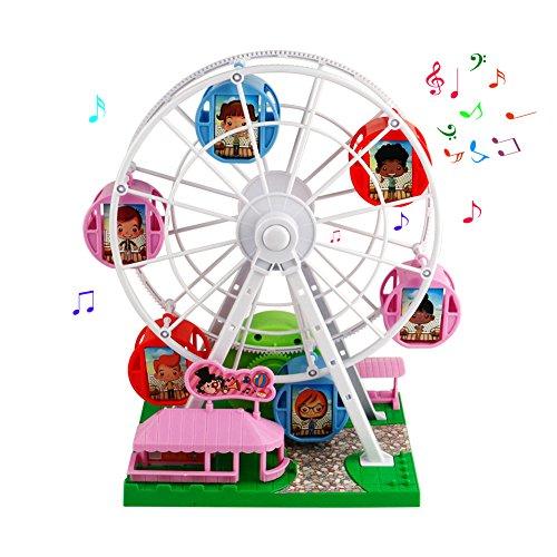 Caja De Música, Noria Musical, Music Box Parque De Atracciones Para Niños 3 4 5 6