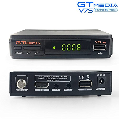 GTMEDIA V7S + USB WIFI