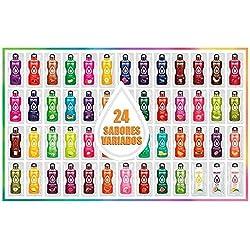 Paquete de 39 sobres bebida Bolero sabores variados