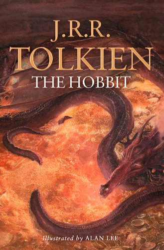 The Hobbit: Illustrated by Alan Lee (English Edition) eBook ...