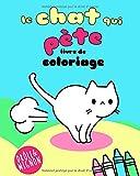 Telecharger Livres Le chat qui pete Livre de coloriage (PDF,EPUB,MOBI) gratuits en Francaise