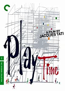 Criterion Collection: Playtime [Import USA Zone 1]