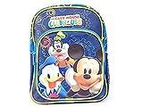 Die besten Mickey Mouse Rucksäcke für Kleinkinder - Mickey Mouse Club House Mini Kleinkinder backpack-ch-2470 Bewertungen