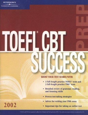 Toefl cbt success. Pack 2002