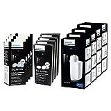 4x SIEMENS BRITA Intenza Wasserfilter (TZ70003) + 4x SIEMENS Reinigungstabletten (TZ80001) + 4x SIEMENS Entkalkungstabletten (TZ80002)