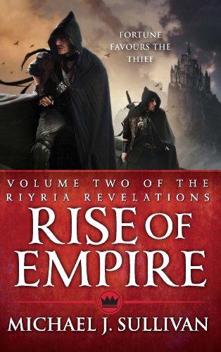 Rise Of Empire: The Riyria Revelations por Michael J Sullivan