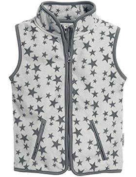 Fleece-Weste Sterne
