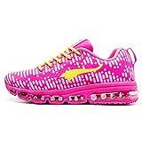 onemix Air Sneakers Damen Laufschuhe Sportschuhe mit Luftpolster Turnschuhe Rosa Size 40 EU