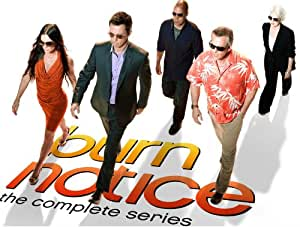 Burn Notice: The Complete Series Giftset [Import USA Zone 1]