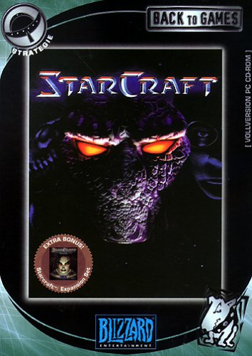 Starcraft + Broodwar (Starcraft 1)