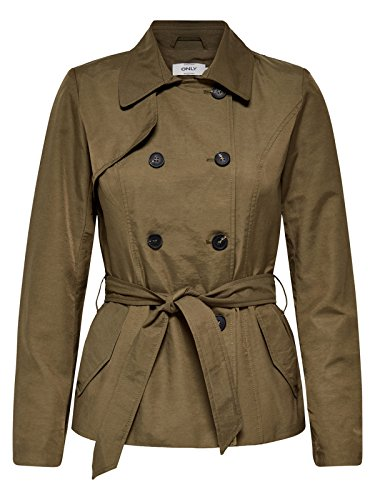 Easy Young Fashion Modischer Trenchcoat
