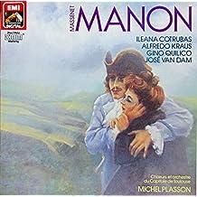 Massenet: Manon (Gesamtaufnahme, franzoesisch) [Vinyl LP] [Schallplatte] [Box-Set]