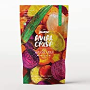 Jacme Avial Chips (Mixed Vegetable Chips)| Vacuum Fried Okra, Sweet Potato, Beetroot,Carrot, Tapioca Chips | 3