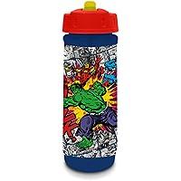 Avengers Marvel Comics Bottle, Multi/Coloured, 591ml