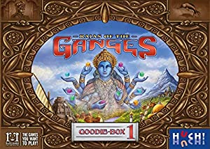 Hutter Trade GmbH & Co. KG Rajas of The Ganges Goodie-Box - Juego de Mesa