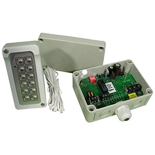 BAUER - Tastaturschloss 1 Kanal   Torantrieb, Torantriebe, Schranken, Tor, Tore