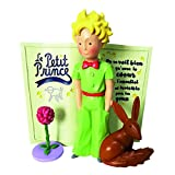 Le Petit Prince Buch Figur, Kunststoff, Mehrfarbig, 23 x 23 x 23 cm