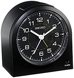 Seiko Qhe085 Klh Bedside Alarm Clock
