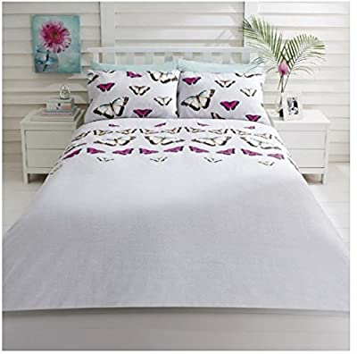 King Size Duvet Cover Set with 2 Pillow Cases - low-cost UK light store.
