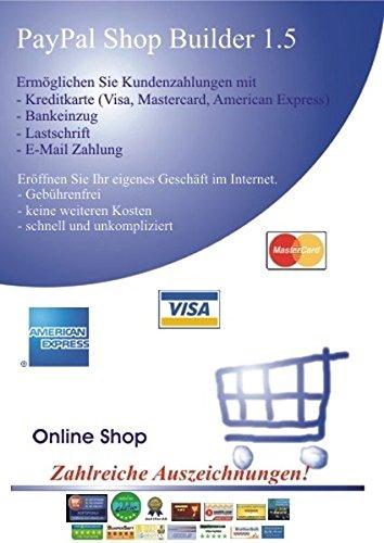 Online Shop mit PayPal: Zahlungen akzeptieren einfach und schnell