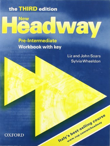 New headway. Pre-intermediate. Workbook. With key. Per le Scuole superiori