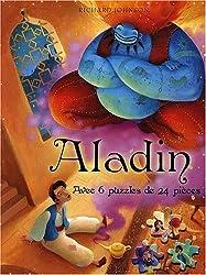 Aladin : Avec 6 puzzles de 24 pièces