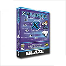 Blaze Xploder Pro Media Pack - includes Cheat System and DC MP3 Player (Dreamcast)