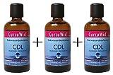 3 x CurcuWid CDL/CDS Chlordioxid Fertiglösung 0,3%